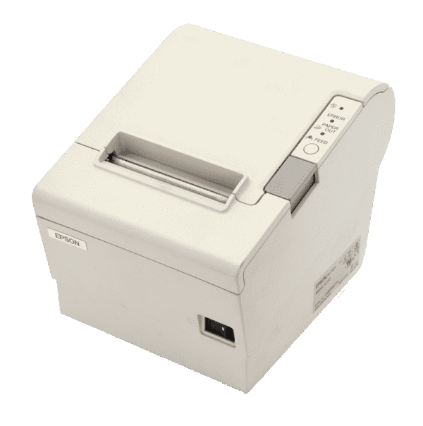 кухненски принтер epson бял